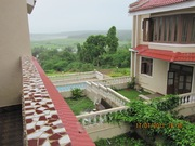 Beautiful 4 BHK row villa for rent in Porvorim,  valley view,  sw. pool
