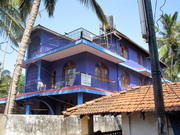 3BHK for rent for 2000 rs per night only at calangute beach .