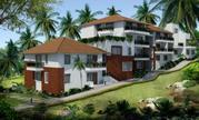 La Mer 1BHK Apartments Goa