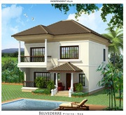 Belvederre Villas For Sale At Pilerne,  North Goa