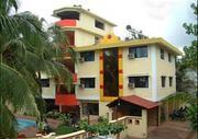 Budget hotels in Goa