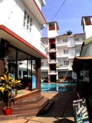 hotels in Goa with rates