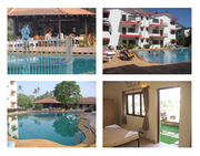Sunshine Hotels in Calangute Goa