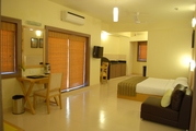 beachside serviced holiday apartment in goa