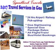 GOA-Speedbird Travel & Tours