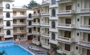 Beachside serviced holiday apartment by Nadaf Holidays Goa