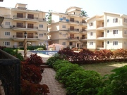 Fully Air-conditioned serviced holiday apartment in Goa