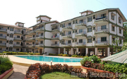 Holiday serviced accommodation in Goa