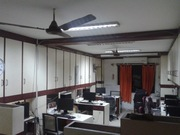 Semi-furnished Office Space for rent at Patto Panjim Goa,  India.
