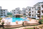 Holiday apartment to rent in north Goa of Nadaf Holidays