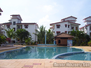 Beach apartment in north Goa of Nadaf Holidays