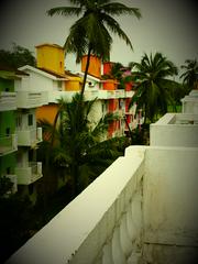 Semi Furnished Studio Apartment in Calangute,  Goa