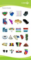 Cleaning Products and Recycling of Plastics