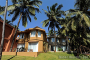 Nadaf beachside serviced holiday apartment in goa