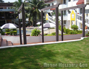 Affordable family accommodation in goa by Nadaf
