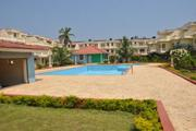 Vacation in Goa Beach side Holiday Apartment in Benaulim ,  Colva ,  Margoa