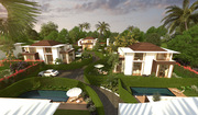 La Maroma Estate Luxury Villas,  North Goa