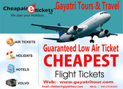 Goa Domestic Lowest Flight Ticket # 9373918181# Authorised Air Ticket