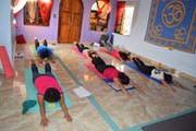 Hatha Yoga TTC in Goa India