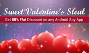 TOS IMO screen recording 50% off on Valentine's Day Special
