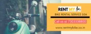 Two Wheeler Rent on Bike in Goa - Rent My Bike