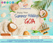 Enjoy Your Summer Holiday in Goa