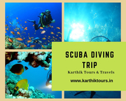 Scuba Diving Trip - Karthik Tours & Travels