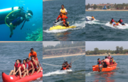 Monsoon Island Watersports Package