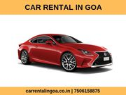 Best Car Rental Service in Goa - Car Rental INC