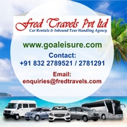 Car Rental Agents in Goa
