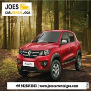Car rental service in Goa - Joe's Car rental