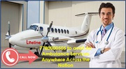 How Lifeline Air Ambulance in Goa Execute Swift Transfer 24/7