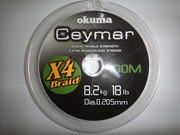 Okuma Ceymar X4 Braid For Sale in Goa
