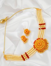 Get Online Collection of Latest choker set Online.