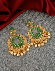 Explore Chand Bali Online from the stock of Anuradha Art Jewellery
