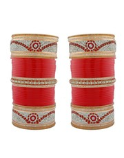 Buy Punjabi Chura Online at the Best Price by Anuradha Art Jewellery