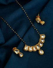 Buy Stylish Diamond Mangalsutra Designs Online for Women