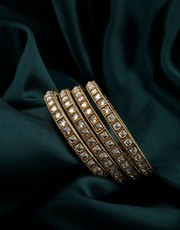 Buy Latest Bangles Designs Online for Women by Anuradha Art Jewellery