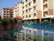 Sunshine lxurious Double Bedroom Serviced/Holiday Apartments in Goa