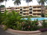 Sunshine Holiday Apartment Goa